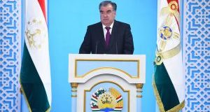 State-of-the-Union by the President of the Republic of Tajikistan to the Parliament of the Republic of Tajikistan